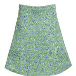 Sofias Green Skirt