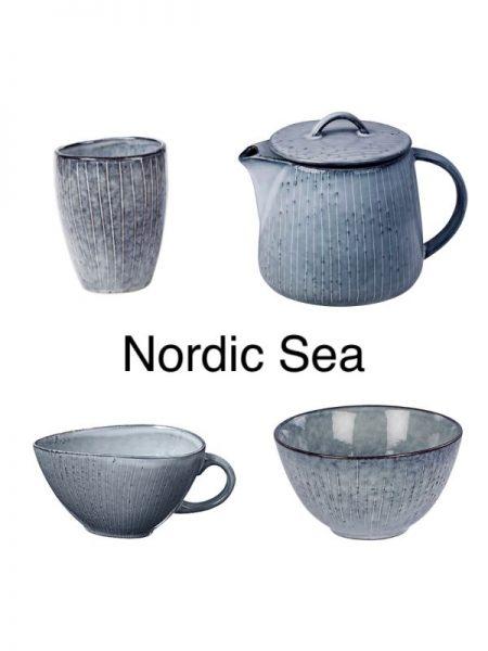 Nordic Sea Stoneware