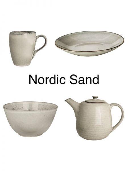 Nordic Sand Stoneware
