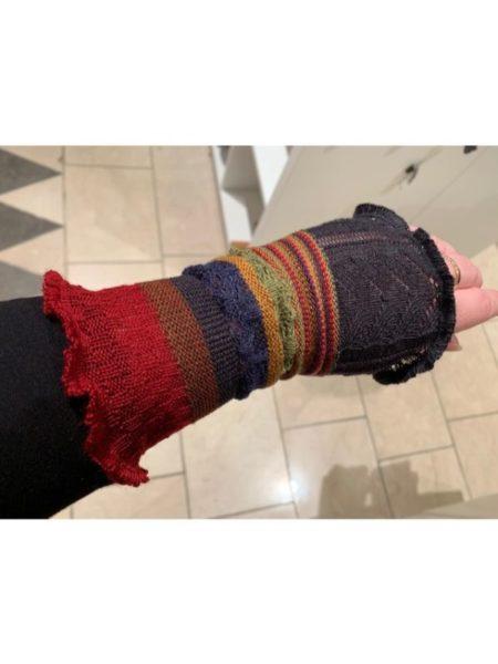 Invero håndledsvarmere i Merino Uld
