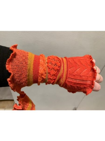 Tynde håndledsvarmere i merino uld
