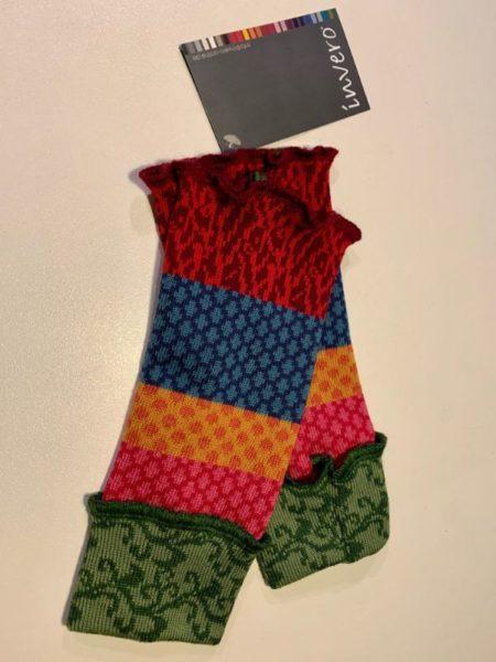 Håndledsvarmere i merino uld