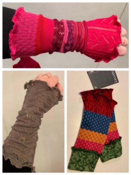 Håndledsvarmere (merino uld)