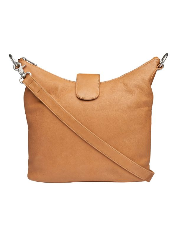 Tim & Simonsen taske Sara cross over bag Cognac leather