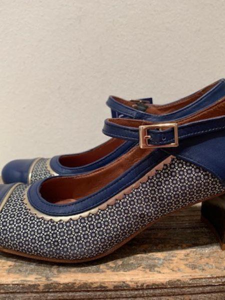 blå sko fra nemonic