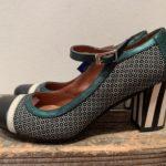 grøn sko SS19