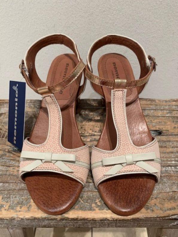 nude sandal SS19 2