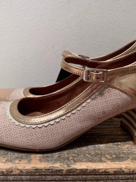 nude sko fra nemonic