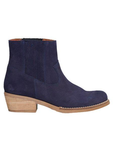 Kort støvle med memoryskum i sålen