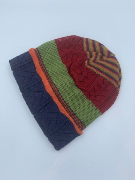 Hue merino uld efterårsfarver