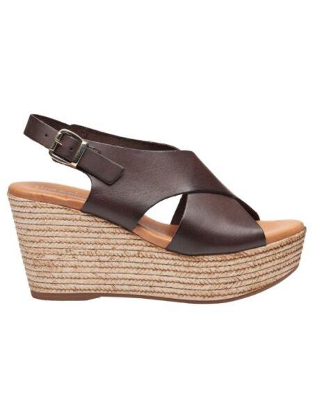 sandal i kalveskind