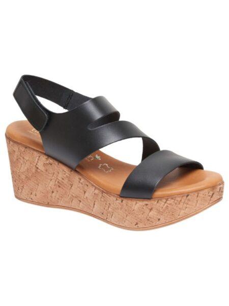 sandal i kalvskind