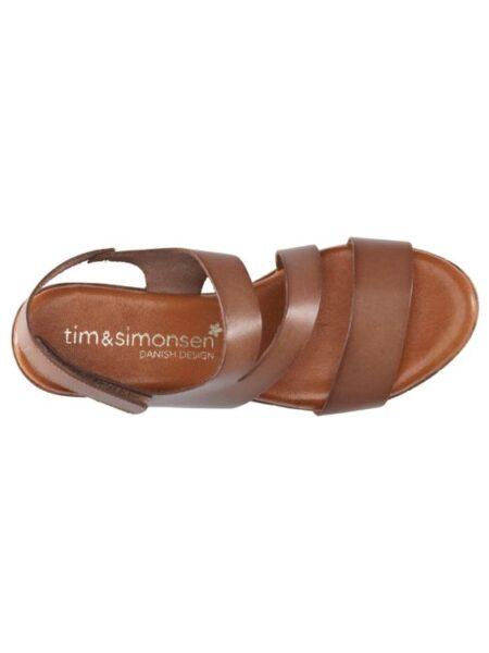 sandal med memoryskum