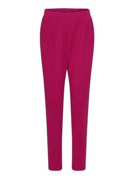 Pink bambus bukser