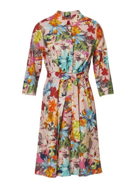 skjortekjole eller forårsjakke